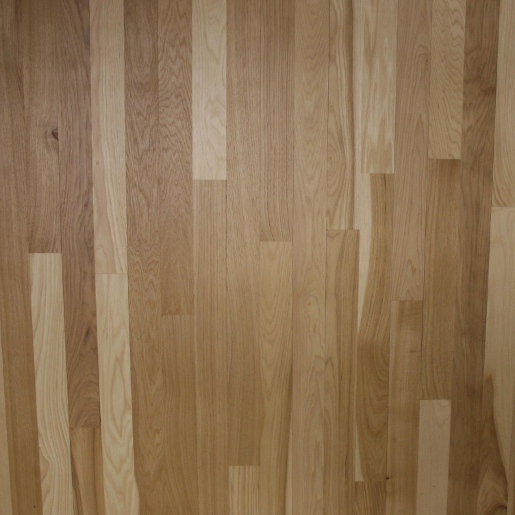 Hickory Select and Better 4mm Wear Layer Engineered Unfinished Flooring